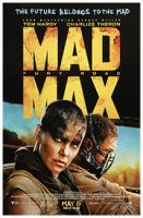 Mad Max Fury Road Poster 2